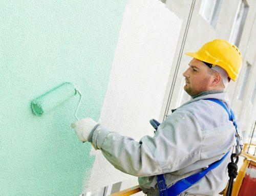 Pintura da fachada em condomínios – Saiba quais cuidados você precisa ter